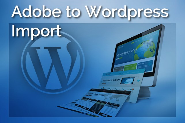 adobe to wordpress migration